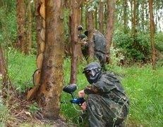 Paintball en Oviedo, Asturias