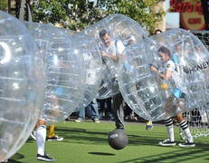Futbol Bubble Gijon